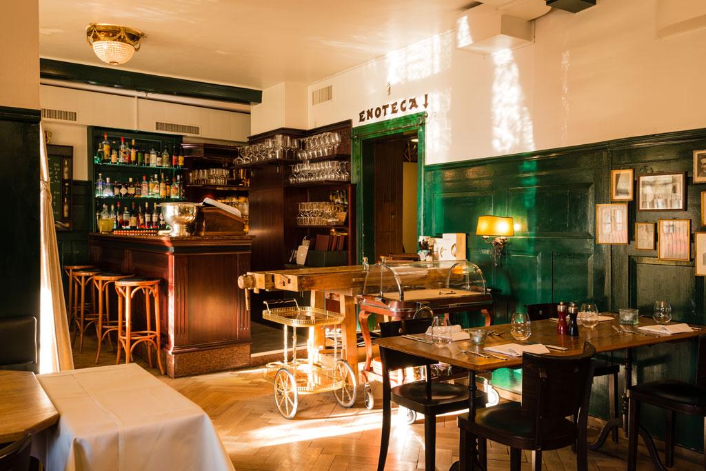 Enoteca Riviera: Tradition, Terroir, saisonal und regional, einfach puro!