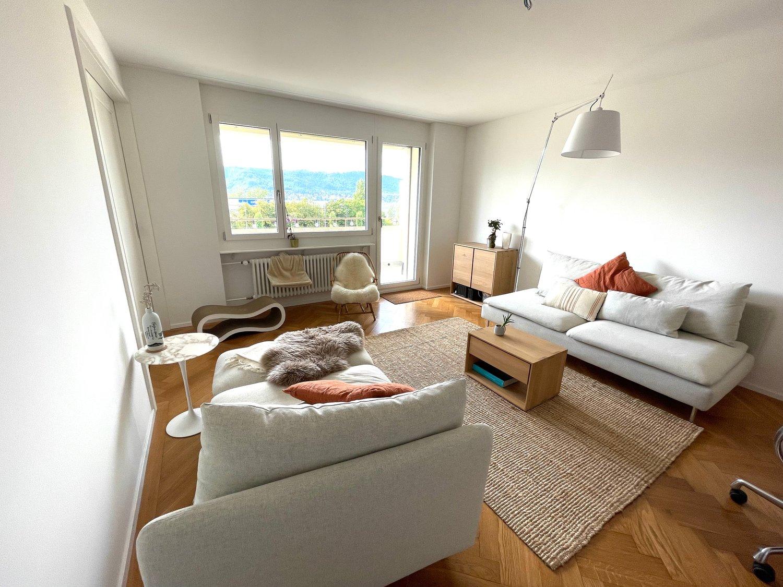 Stilvolle 3.5 Zimmer-Wohnung (79 m2) an der Seefeldstrasse 313