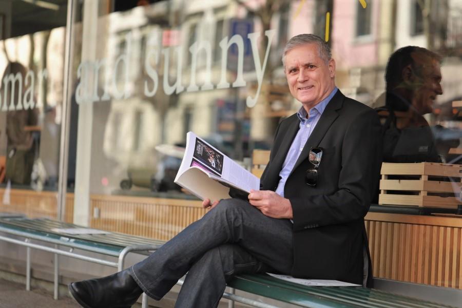 Chris Corbett: «Als ich Mitte der 80er-Jahre wegen der Liebe von Kalifornien ins Seefeld zog, war es ein vergessener Teil von Zürich.»