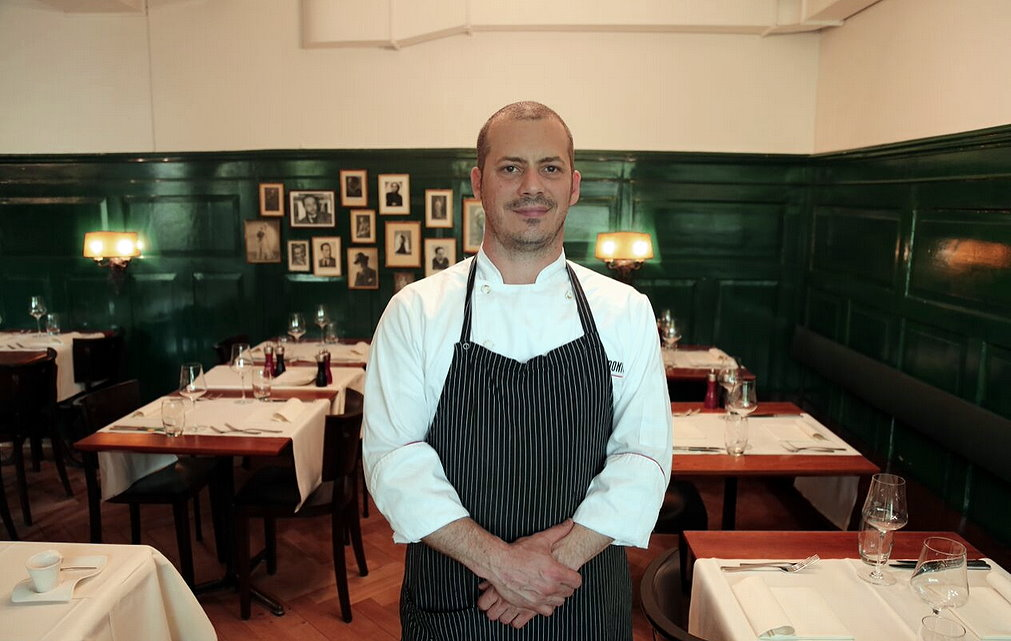 Luca Messina, Restaurant Hornbaechli