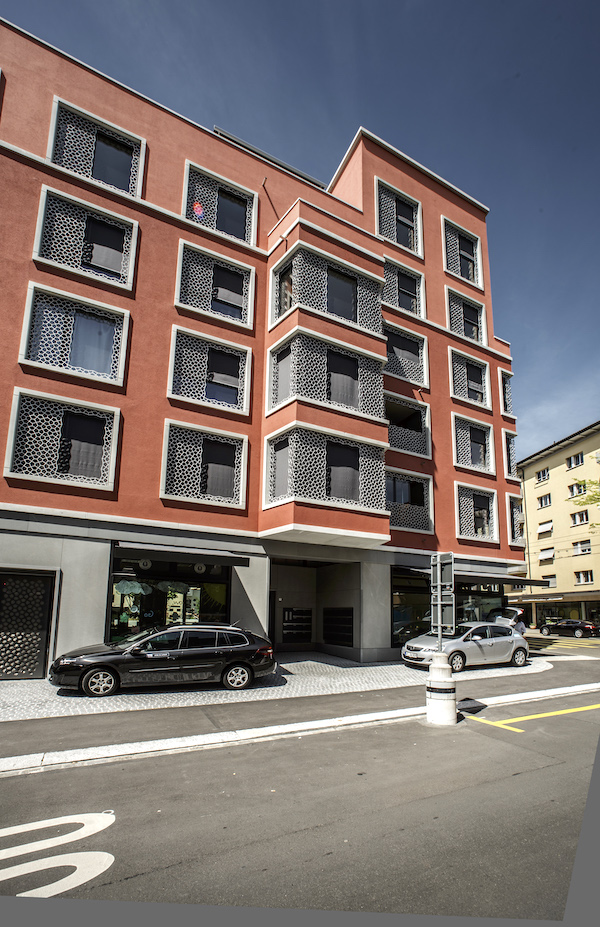 2.5 Zimmer-Wohnung an der Münchhaldenstrasse 15